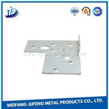Kundenspezifisches elektronisches Maschinerie-Metall, das Teil mit Zink-Überzug stempelt