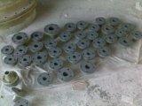 O PVC/fibra de vidro e PP/PRFV, CPVC/PRFV, Fvdf/fibra de vidro, PFA/t do cotovelo da flange do tubo de plástico reforçado com as conexões do redutor