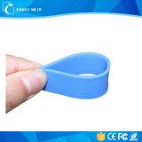 Modifica all'ingrosso impermeabile del silicone RFID Laundray per la gestione medica dell'abito