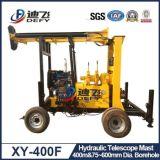 X-Y400f Boremasterの掘削装置