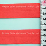27mm 연약한 광택이 없는 나일론 스판덱스 Foldable 고무 밴드