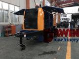 20m3/h à 90 m3/H Diesel Power Pompe à béton de la Chine manufacture
