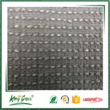 Hierba artificial natural de la alfombra barata del césped que ajardina