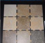 Mattonelle di mosaico di ceramica lustrate per la piscina con il disegno differente del reticolo