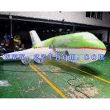 Im Freien große Flugzeug-aufblasbares Baumuster