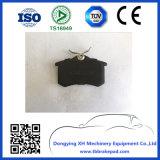 Température élevée de haute qualité à faible bruit semi auto métalliques la plaquette de frein D340-7234