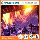 LED de Interior Cores competitiva publicidade comercial Exibir