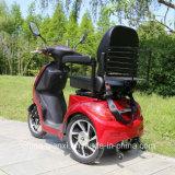 Motorino elettrico delle rotelle di Delux tre
