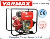 Diesel van de Motor van Yarmax 2inch 192f de Draagbare Pomp van het Water