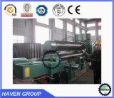 W11S-50X3200 hydraulique CNC 3 plaque de roulement de flexion de la Machine à rouleaux
