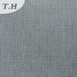 Luxus-Polyester-graues Leinensofa-Gewebe 100%