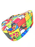 Beautiful Rainbow Sac à lunch coloré pour bureau Lady or Shool