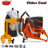 La Chine groupe Charbon 6.5HP puissante machine de découpe de rampe d'essence