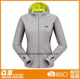 Женской спортивной моды флис кабального куртка