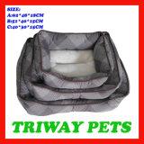 Hohe Quaulity preiswerte Hundekatze-Betten (WY161073-1A/C)