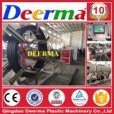 Qingdao PE máquina de tubos China máquina de fazer tubos PE