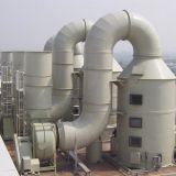 FRP Fibergalssの不用なガスの処置のための酸の発煙のスクラバー