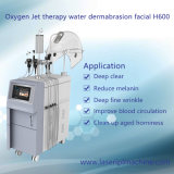 Facial toilets Dermabrasion Machine/Oxygen Toilets Jet Peeling