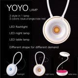 공장 램프 휴대용 다채로운 LED 테이블 램프 대중적인 전구