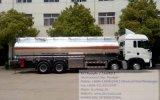 Sinotruk HOWO Edelstahl-Becken-/Aluminiumlegierung-Becken-LKW 15-30m3