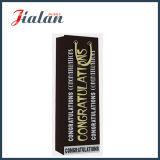 Sacchetti promozionali del regalo del documento dell'elemento portante di acquisto dell'imballaggio della bottiglia di vino