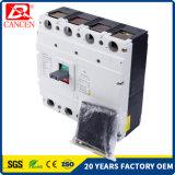 1250A MCCB MCB RCCB impermeabilizan el corta-circuito 3p