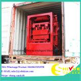 Stellen halb automatische Maschine Qtj4-26 für Ziegelsteine den heißen Verkaufs-Betonstein her, der Maschine herstellt