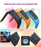 Braccialetto astuto impermeabile di vendita caldo di Bluetooth di sport di forma fisica per il Android/IOS V6