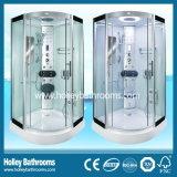 上およびパネル・ランプ(SR115C)が付いている熱い販売のコンピュータ表示蒸気のシャワー室