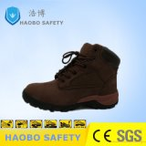 Высокое качество безопасности Footware Скалолазание обувь со стальным носком