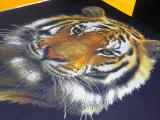 Impressora da camisa do DTG T do Athena-Jato do tamanho do preço razoável A2