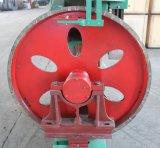 Scierie électrique de bande du portique Mj3210