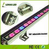 54W 81W 108W LED impermeabile coltivano le fabbriche della pianta della barra chiara o l'indicatore luminoso speciale esterno del materiale di riempimento dell'ambiente