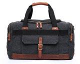 Людей отдыха мешка Duffel черного нового пакета плеча сумки большой емкости перемещения X1 одиночного мешок Tote человека холстины функциональных