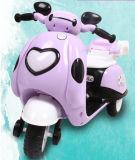 Bici eléctrica del motor del cabrito de la motocicleta del bebé para los juguetes de los niños