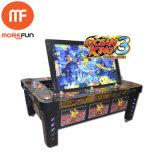 Ozean-König 3 Fisch/Fischen-Spiel-Tisch-spielende Säulengang-Spiel-Maschine