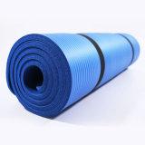 1/2-duim de Extra Dikke Vriendschappelijke Mat van de Yoga niet van de Misstap NBR Eco met een Dragende Riem