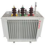 Transformador de potência imergido de 1250kVA 10kv petróleo trifásico