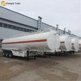 Tri des essieux 60000L de pétrolier remorque semi