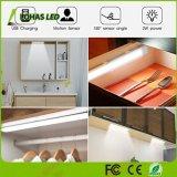 20 LED-Bewegungs-Fühler-Toilettenleuchten 20W gleichwertiges (2W) USB-nachladbares Nachtlicht