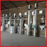 40-50 Reismühle-Geräten-Preis der Tonnen-/Tag kompletter
