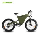 [1000و] [48ف] سمين إطار العجلة جبل درّاجة كهربائيّة