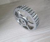 La métallurgie des poudres agglomérée partie l'acier inoxydable
