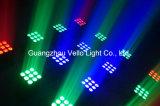 Haz de LED de vello RGBW moviendo la cabeza con RoHS luz (LED XP500 4in1)