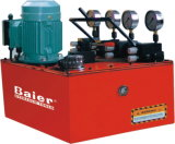 station hydraulique à haute pression de pompe de pétrole de paquet d'élément d'énergie hydraulique de 70MPa 700bar 7000psi