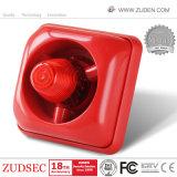 Проводной звуковой сигнал сирены охранной сигнализации динамик для системы охранной сигнализации