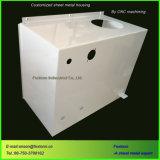 電気キャビネットのためのシート・メタルの製造によってカスタマイズされる機構