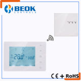 Raum-an der Wand befestigter Dampfkessel-Thermostat mit Touch Screen