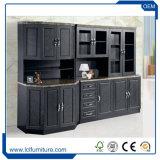 Module de cuisine bon marché de vente chaud en bois solide de qualité neuve de modèle