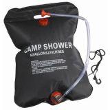 2016卸し売り携帯用太陽エネルギーは屋外のキャンプのシャワー袋を熱した
